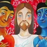 Принадлежность к разным духовным традициям