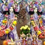 День установления Божеств Шри Шри Гаура-Нитай