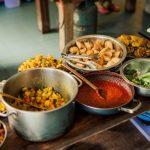 Как приготовить освящённую пищу?