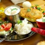 Как освятить пищу перед едой