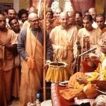 Шрила Прабхупада — Начало духовной жизни