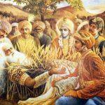 Как Бхишма оказался в материальной зависимости от Дурьодханы?