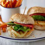 Как приготовить вегетарианский «Гамбургер»