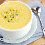 Как приготовить кукурузный крем-суп?