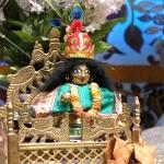 О поклонении Гопалу и Гаура Нитай для детей