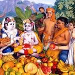 Почему Кришна и его воплощения являются только на земле Бхарата-варши, Индии?