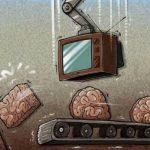 Просмотр телевизора и кино