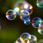 Материальный мир — это водяной пузырек