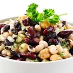 Салат из бобов