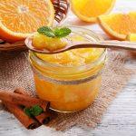 Апельсиновое варенье со специями