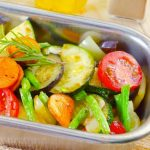 Димлама — тушёные овощи по-узбекски
