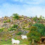 История волшебного холма Говардхан
