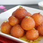 Гулаб Джамун — индийская сладость