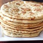 Индийские хлебные лепёшки «наан»