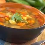 Пряный овощной суп «Карри»