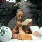 Что касается пения молитв Духовному Учителю