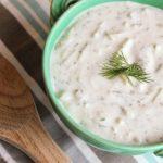 Орехово-сметанный соус
