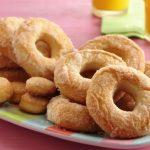 Вегетарианские пончики