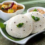 Острые индийские кексы из риса и гороха