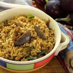 Масала бхат — пряный рис