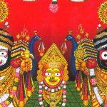 Джаганнатх — это символ Бога, облик которого наделен глазами и руками